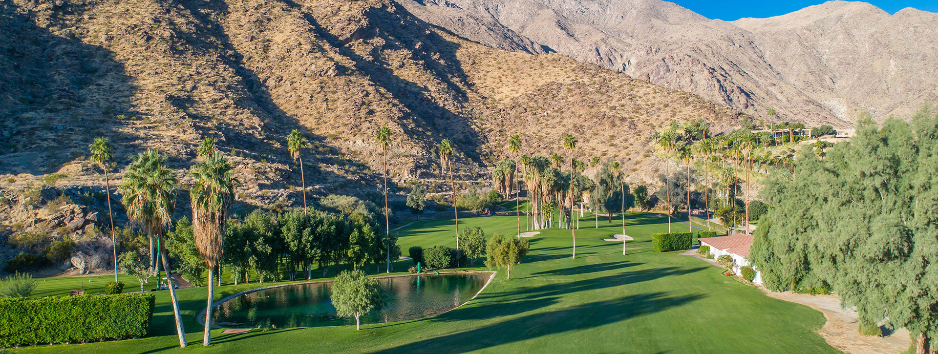 O'Donnell Golf Club Palm Springs CA